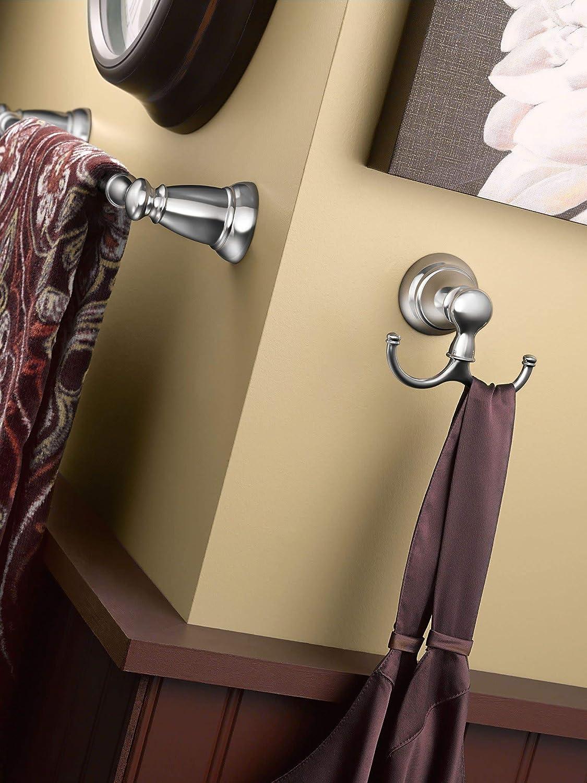 Brushed Nickel Moen Y2603BN Robe Hook
