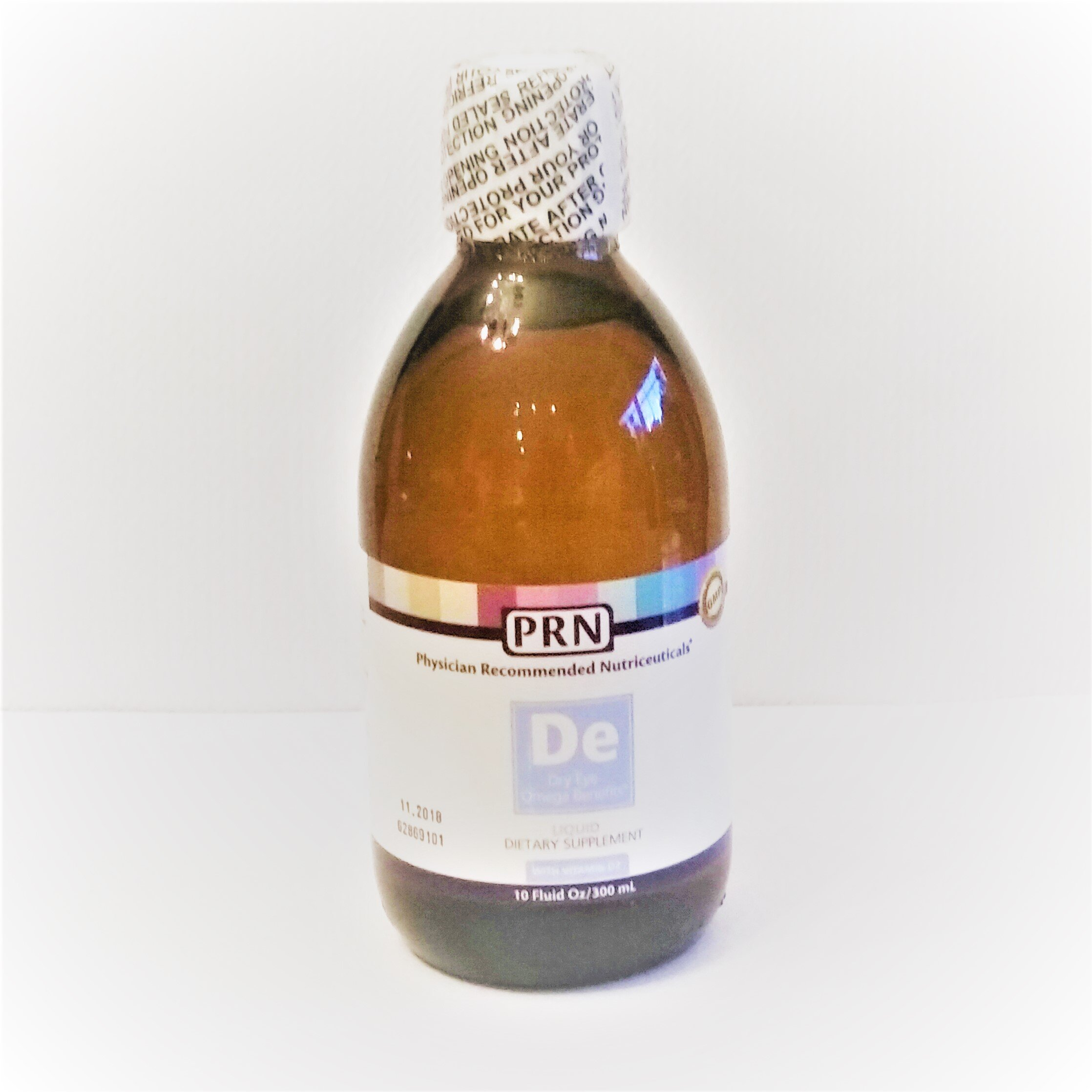 PRN DE Dry Eye Omega Liquid with Vitamin D3 300ml (10oz)