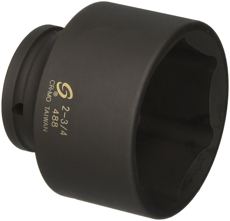 Sunex 0488 3/4' Drive 2-3/4' Impact Socket