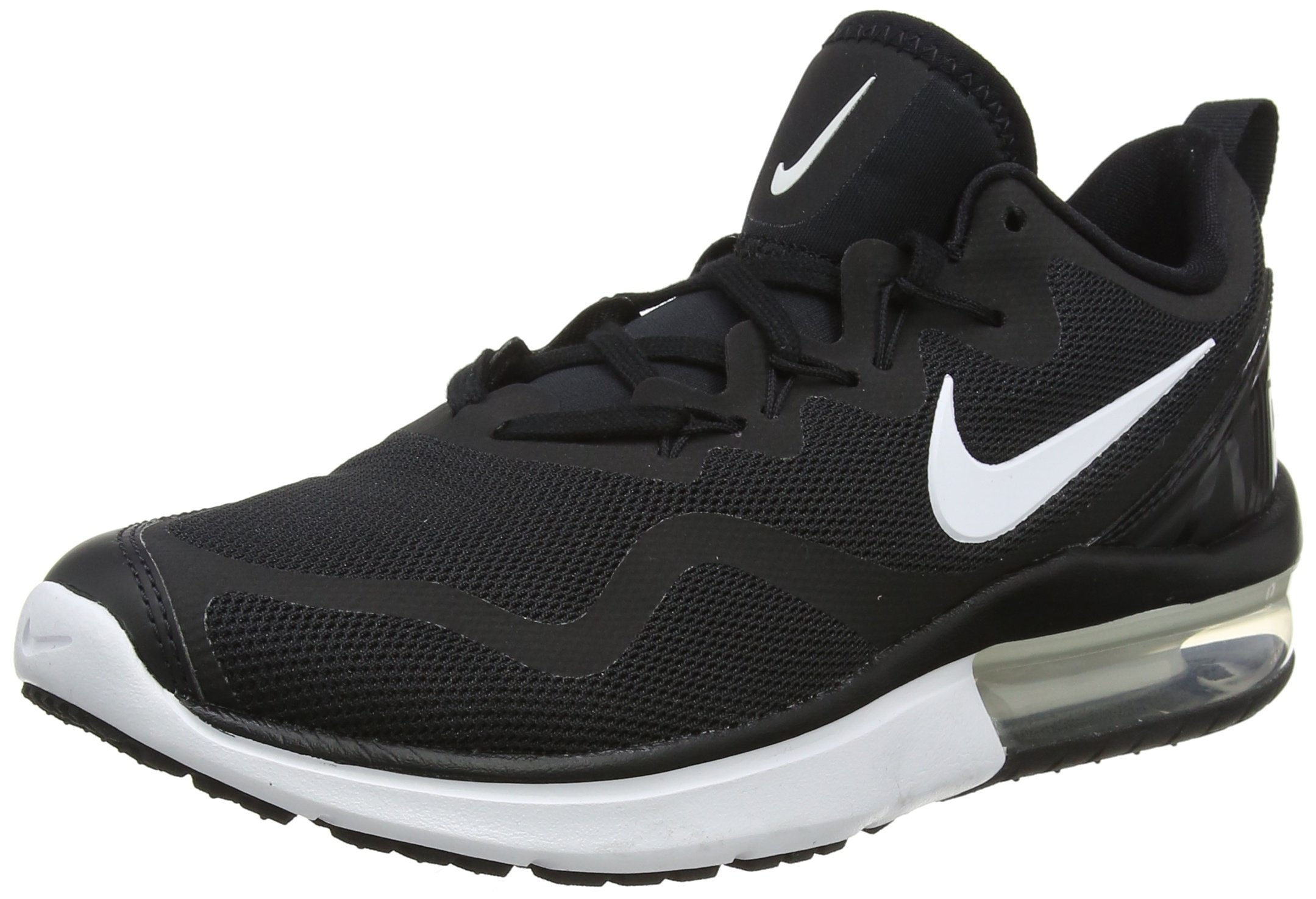 7cfbaf4db10 Galleon - NIKE AIR MAX Fury Mens Road Running Shoes AA5739-001 Size 7.5  D(M) US