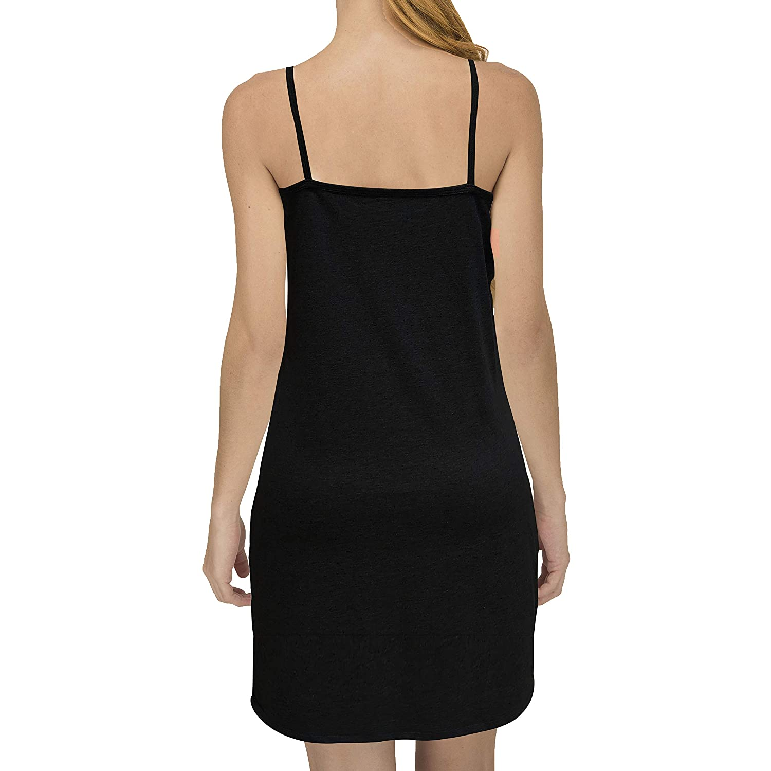 2284aaa55ec Cottonique Women s Hypoallergenic Full Slip Made from 100% Organic Cotton  at Amazon Women s Clothing store