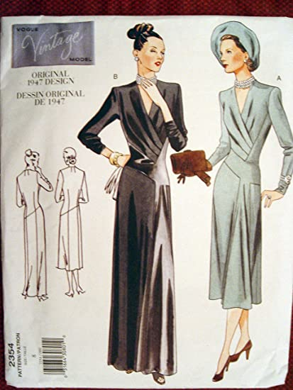 f8f7981396c Amazon.com  Vogue Vintage Model