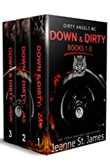 Down & Dirty: Books 1-3: Dirty Angels MC (Dirty Angels MC Series Box Set Book 1) Kindle Edition