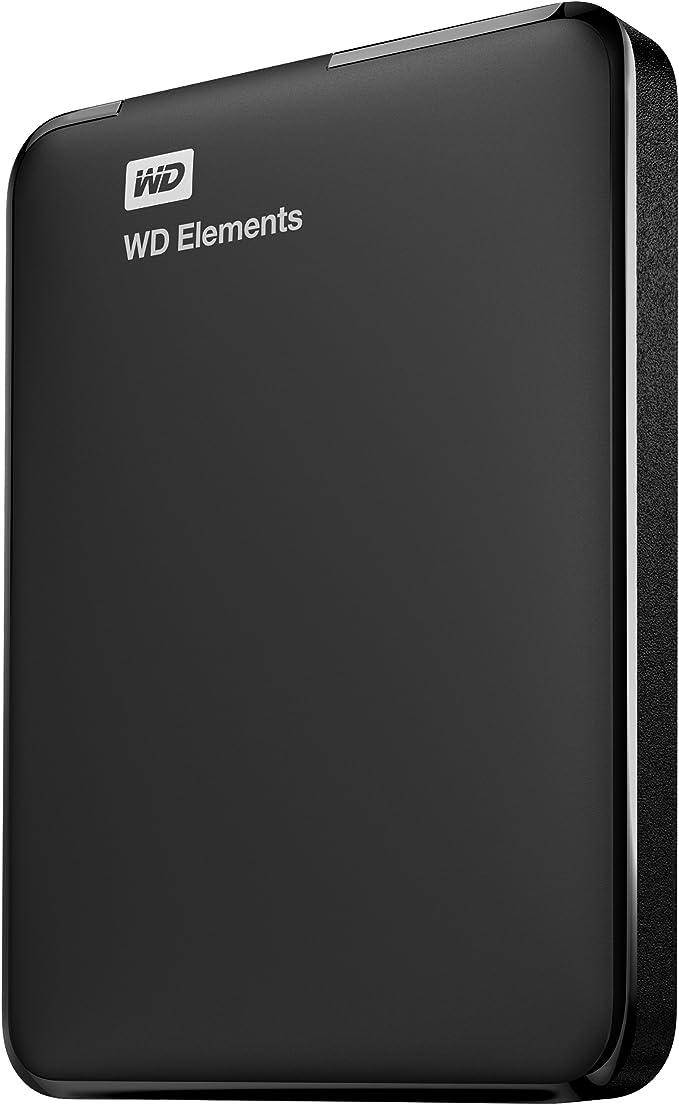 WD Elements Portable - Disco duro portátil de 750 GB (USB 3.0 ...
