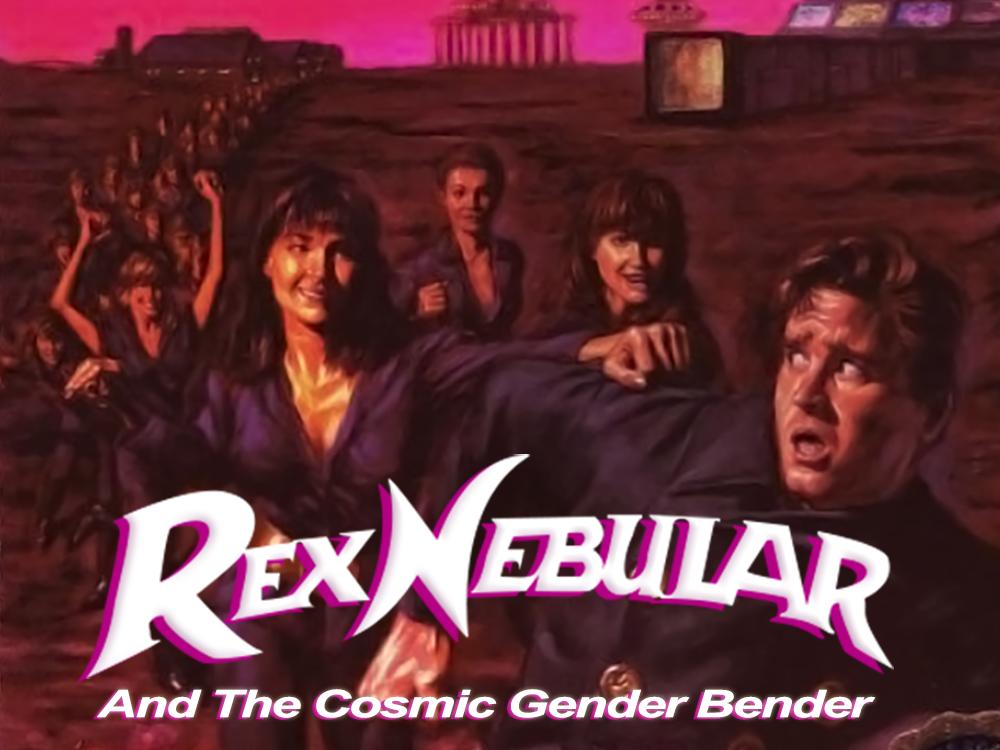 Rex Nebular and the Cosmic Gender Bender [Online Game Code]