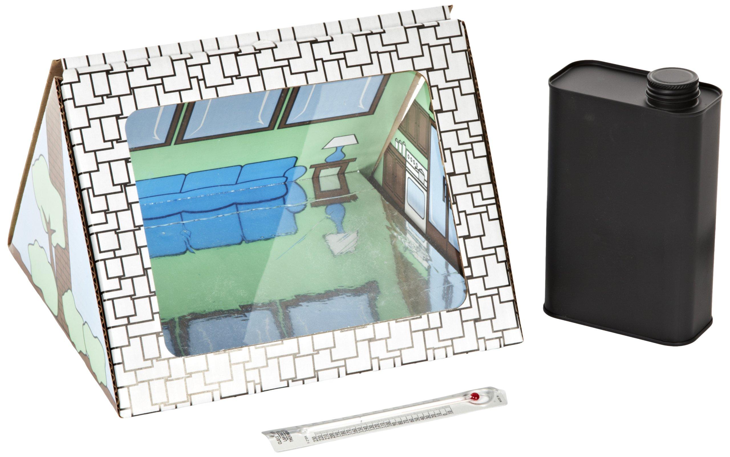 American Educational Sunpower House Model, 11'' Length x 11'' Width x 8'' Height by American Educational Products (Image #2)