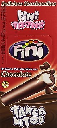 Fini Tronc - Tanzanitos - Espumas dulces con cobertura de sucedáneo de chocolate - 150 unidades