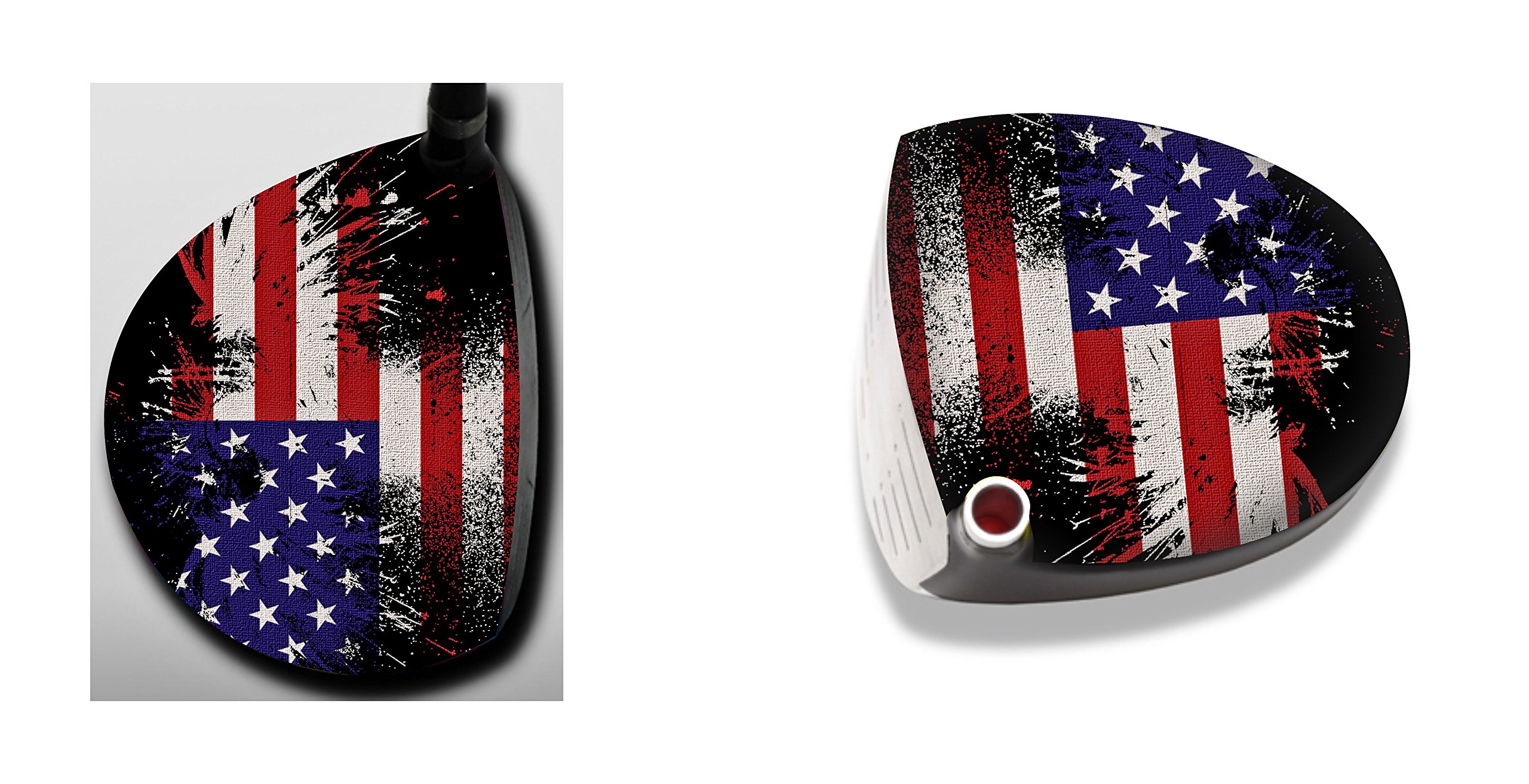 Cool Clubs - Stressed USA Flag - Skin