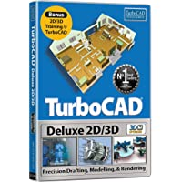 TurboCAD Deluxe 2016 (PC DVD)