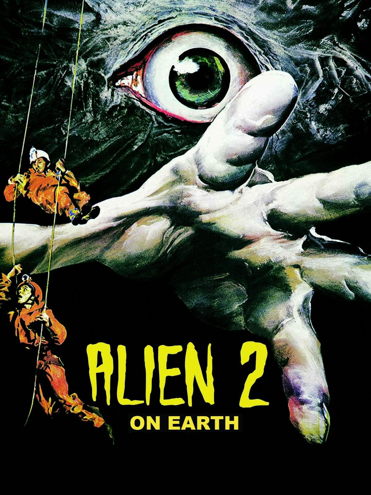 Alien 2 on Earth