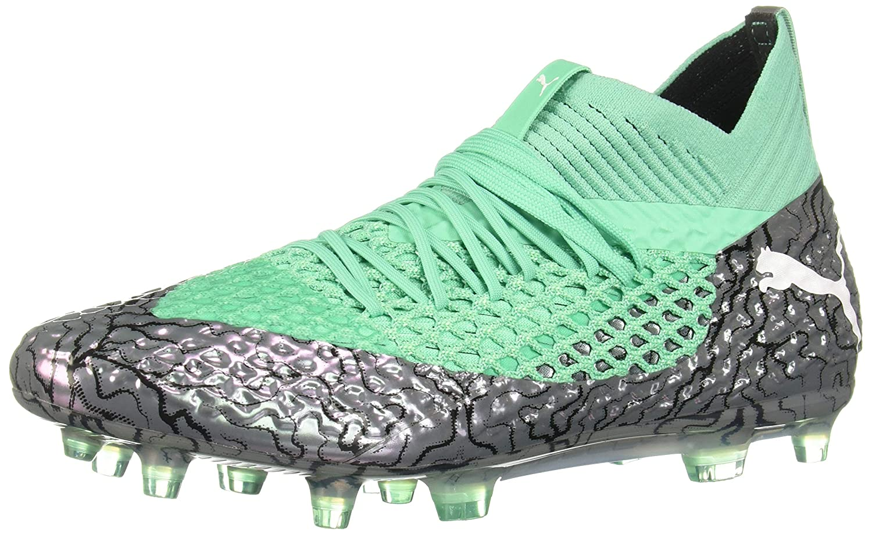 046e609b8 Amazon.com   PUMA Mens Future 2.1 Netfit Firm Ground/Artificial Grass  Soccer Athletic Cleats   Soccer