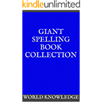 Giant Spelling Book Collection (English Edition)