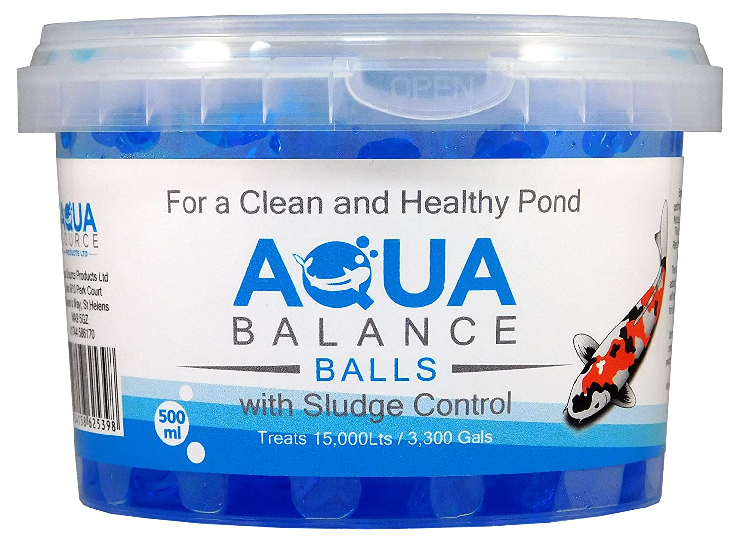 Aqua Source Aqua Balance Balls 500ml