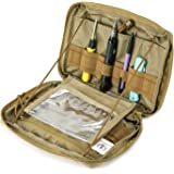 Barbarians Tactical MOLLE Pouch, Multi-Purpose Tool Holder Modular Utility Pouch