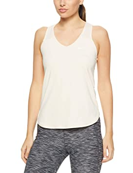 Nike Court Team Pure Camiseta de Tirantes, Mujer: Amazon.es: Deportes y aire libre