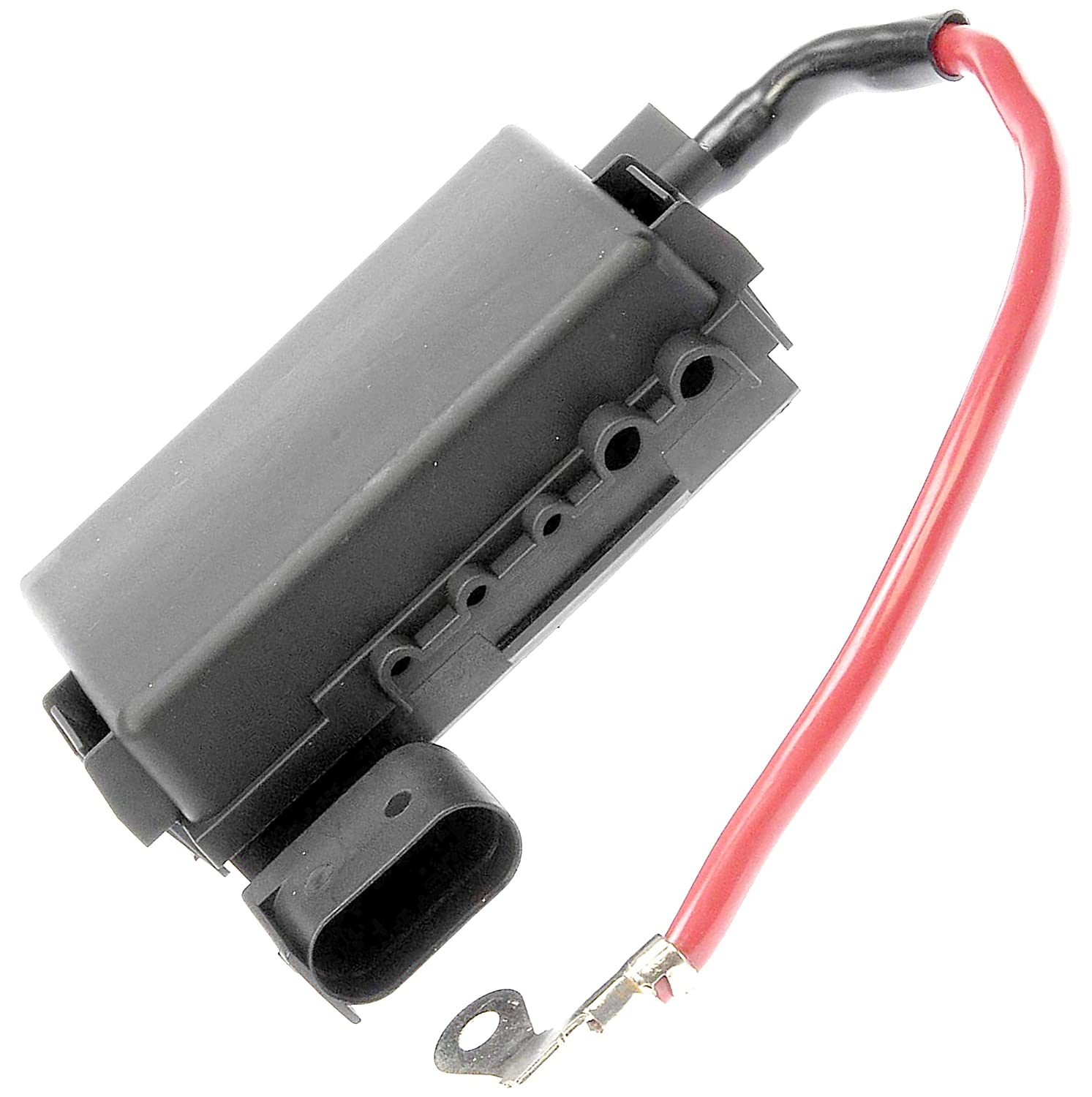 Apdty 035792 Fuse Box Assembly Battery Mounted With New 2001 Volkswagen Beetle Fuses Fusible Links Fits 1998 2003 Vw Models Up To Vin 1c3440500
