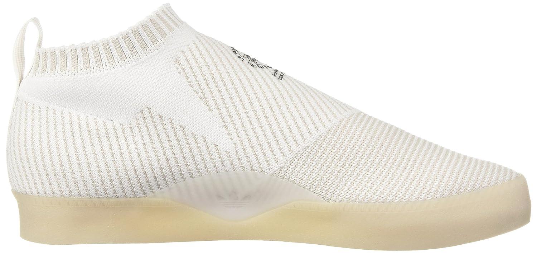 new styles 8e997 0a7bc adidas 3ST.002 (Primeknit) Calzado blanco  gris negro de un