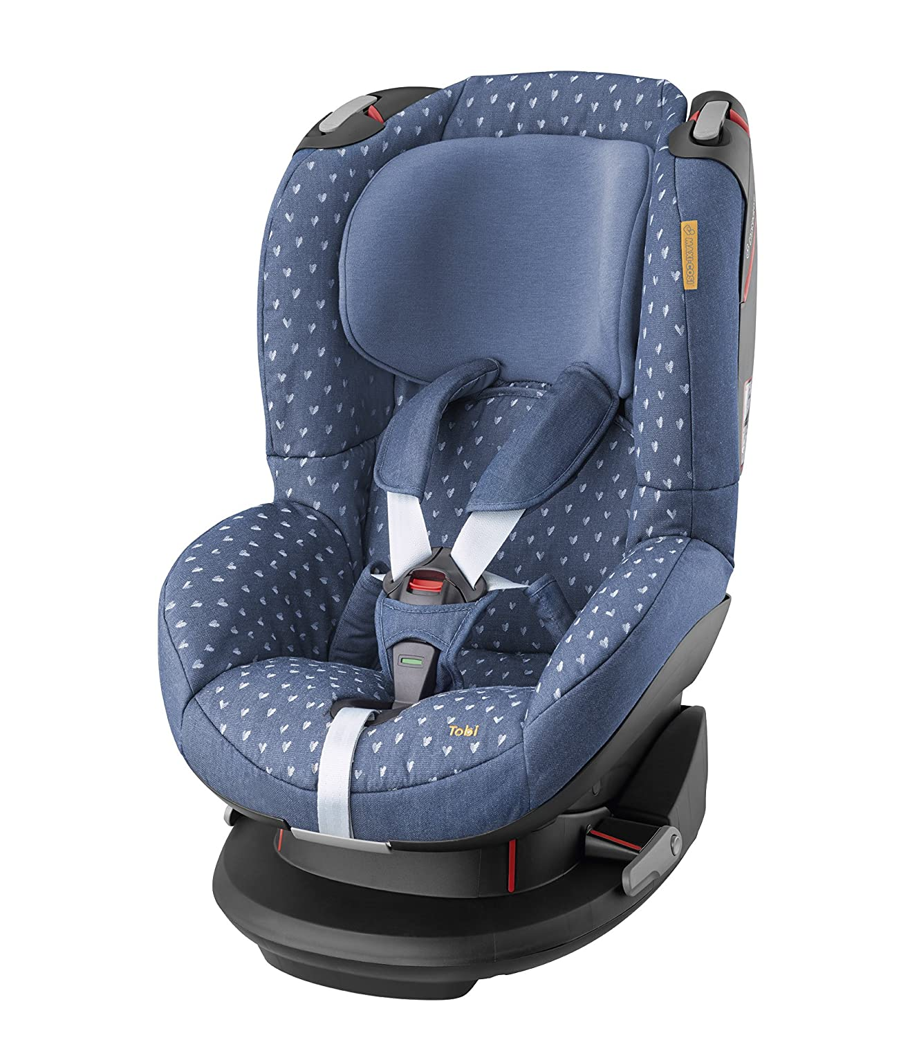 Maxi-Cosi Tobi Group 1 Car Seat, Nomad Blue Dorel UK Limited 8601243110