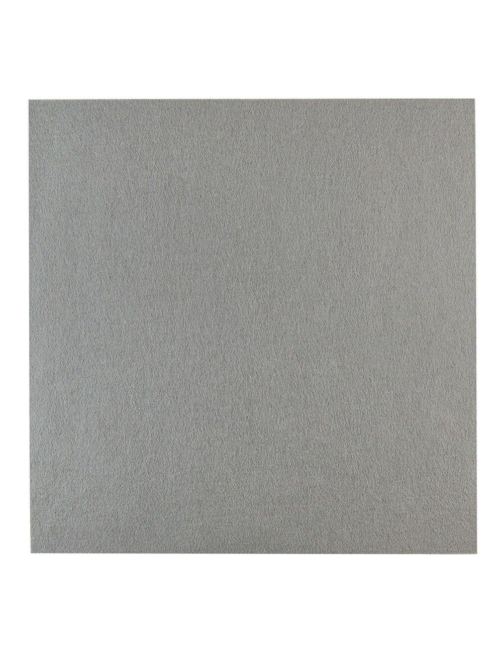 100/% Wool Felt 12In x 12In x 1.2mm Black