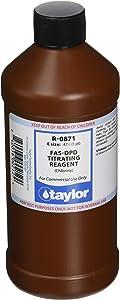 TAYLOR TECHNOLOGIES INC R-0871-E FAS-DPD TITRATING 16 OZ