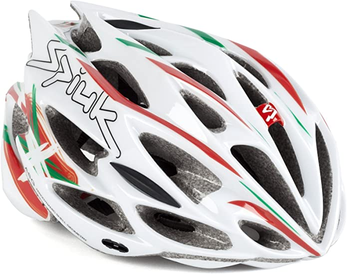 Spiuk Nexion - Casco de Ciclismo, diseño Euskadi, Talla 53-61: Amazon.es: Zapatos y complementos