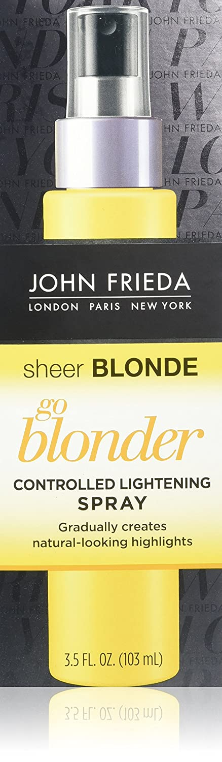 John Frieda Sheer Blonde Go Blonder Lightening Conditioner, 8.3 Ounces Kao Brands Company