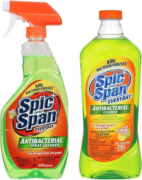 Amazon Com Spic And Span Antibacterial Cleaner Bundle 22oz