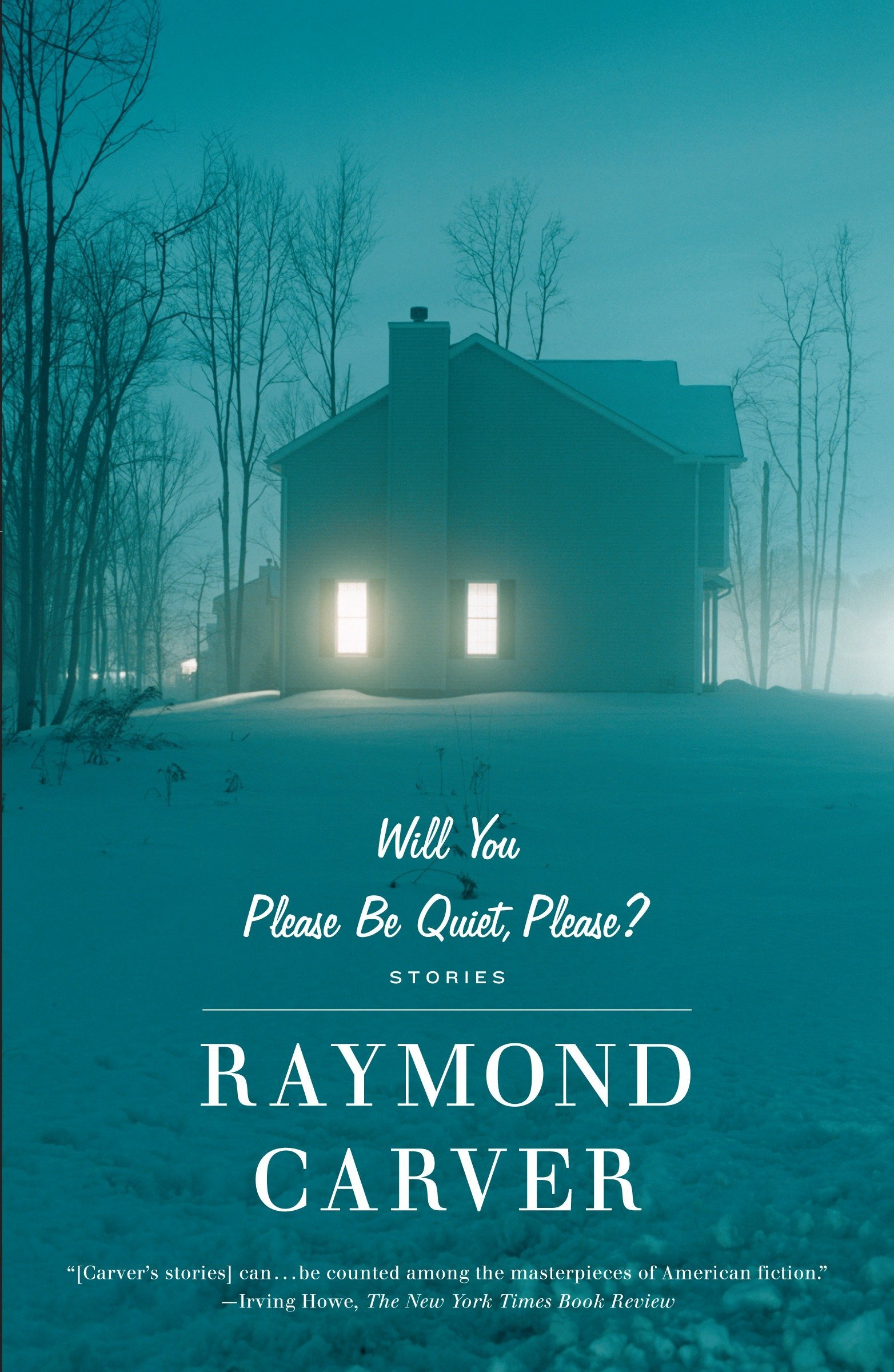 Will You Please Be Quiet, Please?: Stories: Carver, Raymond: 9780679735694:  Amazon.com: Books