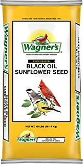 product image for Wagner's 76029 Black Oil Sunflower Seed Wild Bird Food, 40-Pound Bag