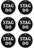 STAG DO Button Badges - 32mm (1.25 inch) - MADE IN UK - By BUTTON ZOMBIE