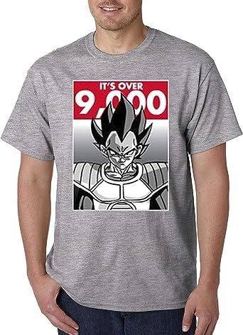 ryudryu 350 - Unisex T-Shirt Its Over 9000 Vegeta Goku Power ...