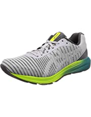 ASICS Australia Dynaflyte 3 Men's Running Shoe, Mid Grey/White