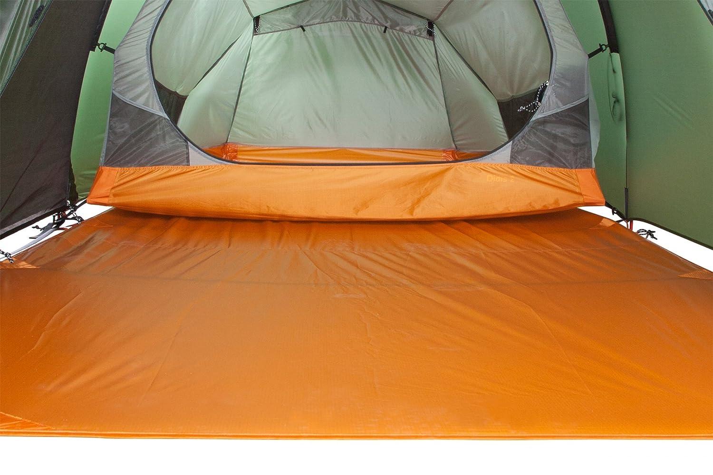 Nigor Footprint Dodo 3 burnt orange 2016 Zeltböden & Seitenwände