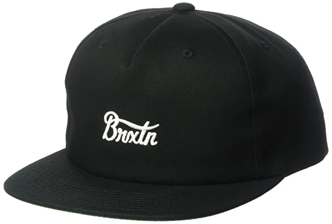 21b76317227 Amazon.com  Brixton Men s Potrero Snapback