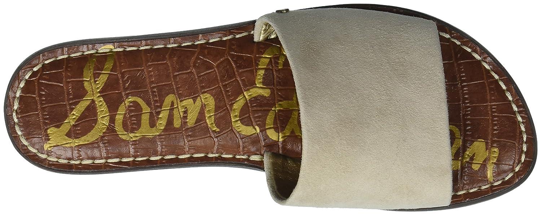 Sam Edelman Women's Gio Slide Sandal B0773ZDK52 6 B(M) US|Ivory