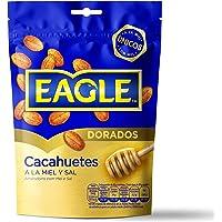 Cacahuete frito miel. Sabor único, 75g. + 20% (90g.)