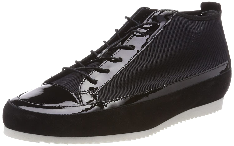HÖGL Damen 5-10 Sneaker, 2316 0100 Hohe Sneaker, 5-10 Schwarz (Schwarz) 04c64b