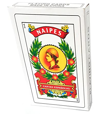 Amazon.com: naipes Barajas Espanolas, Spanish Playing Cards ...