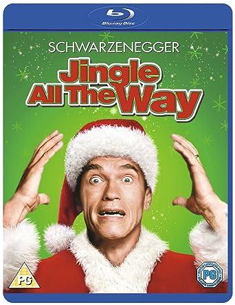 Jingle All The Way Edizione: Regno Unito Reino Unido Blu-ray: Amazon.es: Cine y Series TV