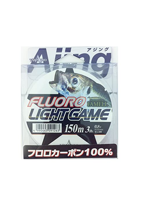 ヤマトヨテグス フロロライトゲームの画像