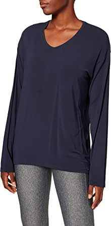 Schiesser Women's Mix & Relax Shirt 1/1 Arm