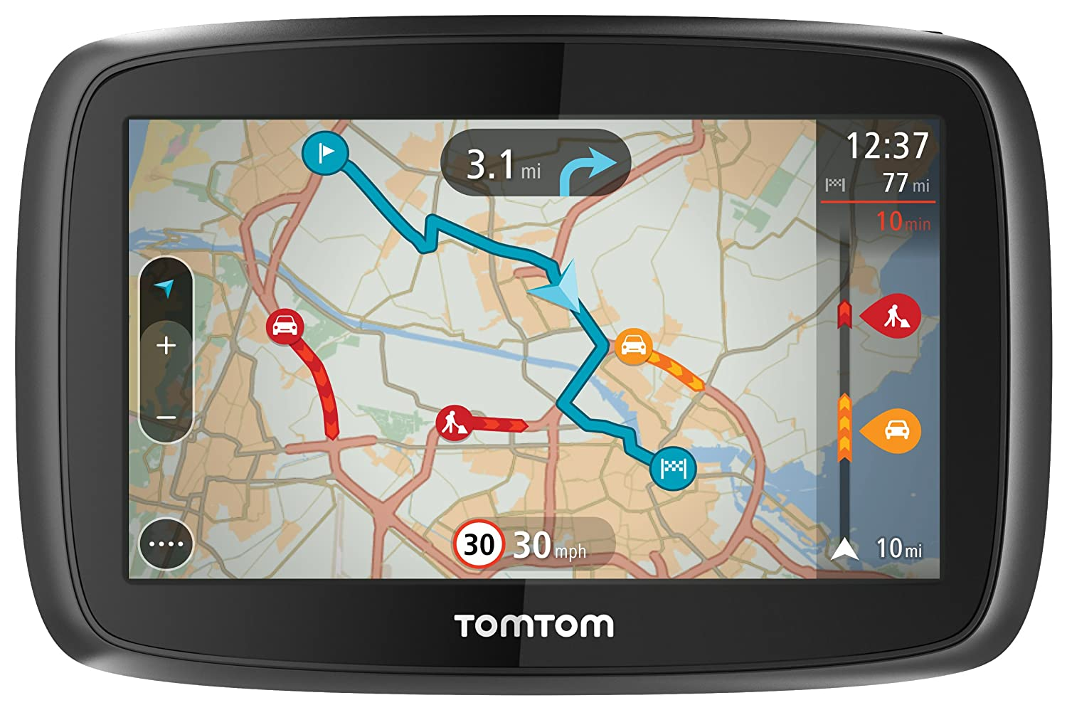 TOMTOM GO 400 EU GO 400 EU 45 (BE-NL-LU-IE-UK)