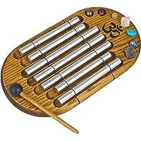 Woodstock Chimes CC7Z The Original Guaranteed Musically Tuned Chime, Zenergy - Chakra