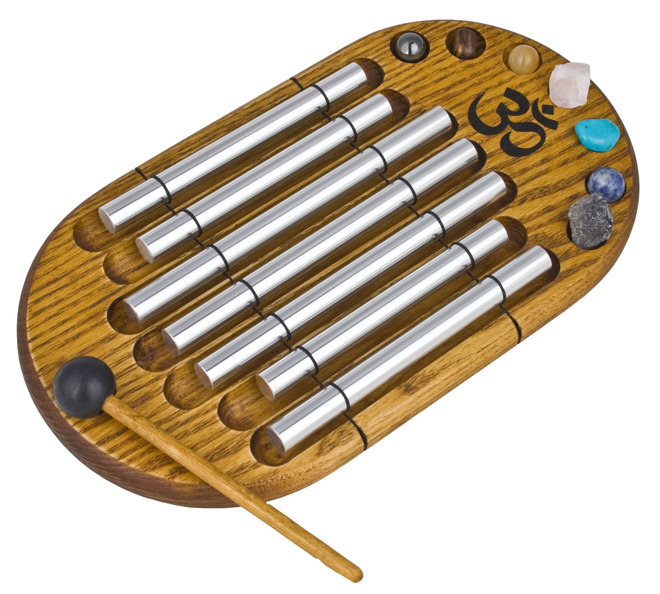 Woodstock Chimes CC7Z The Original Guaranteed Musically Tuned Chime, Zenergy - Chakra by Woodstock Chimes