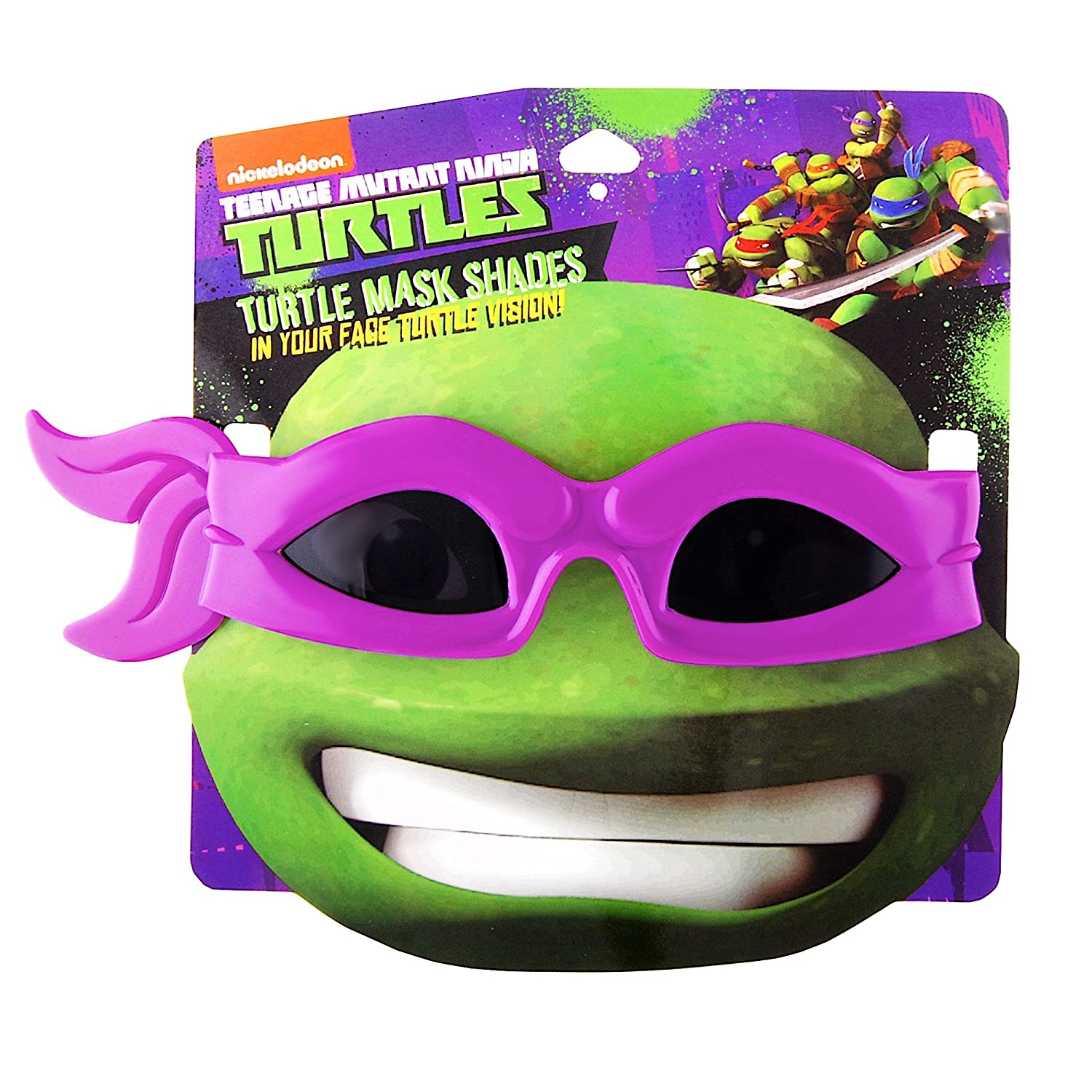 Amazon.com: sunstaches producto oficial TMNT Bandana ...