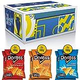 Doritos Tortilla Chips UEFA Champions League Multi Box (Chilli Heatwave, Tangy Cheese & Cool Original) , Doos 6 stuks x…