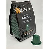 100 capsule compatibili NESPRESSO BARISTA new