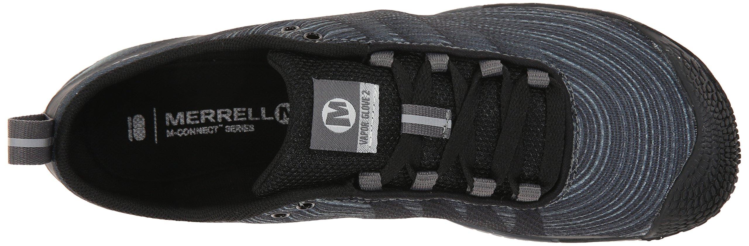 Merrell Women's Vapor Glove 2 Trail Running Shoe, Black/Castle Rock, 6 M US by Merrell (Image #8)