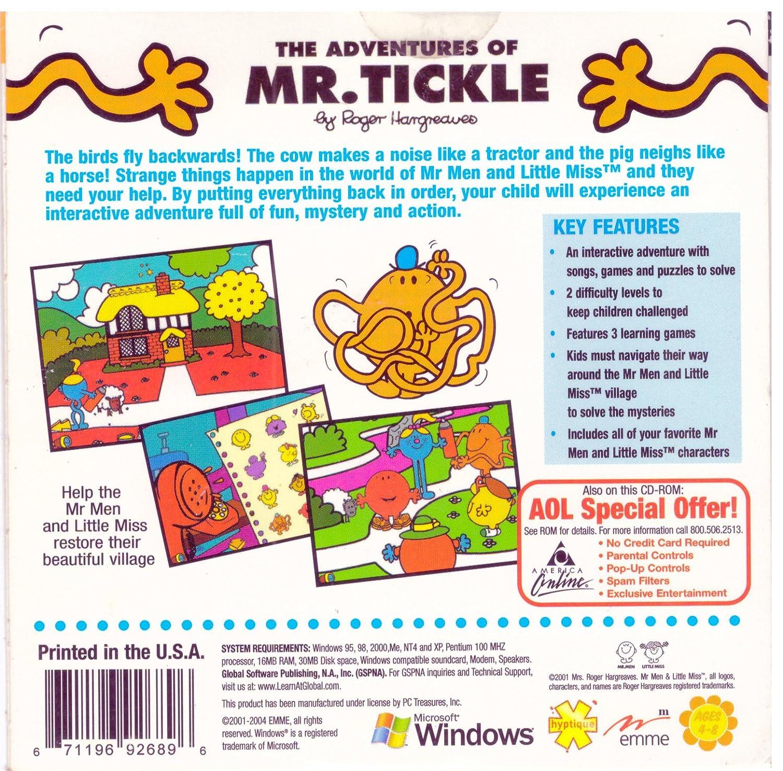 the adventures of mr tickle – interactive adventure