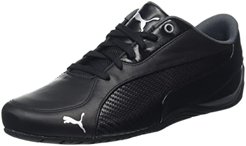 Puma Men s Drift Cat 5 Carbon Leather Sneakers  Buy Online at Low ... 770f14880